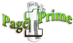 Page One Prime logo